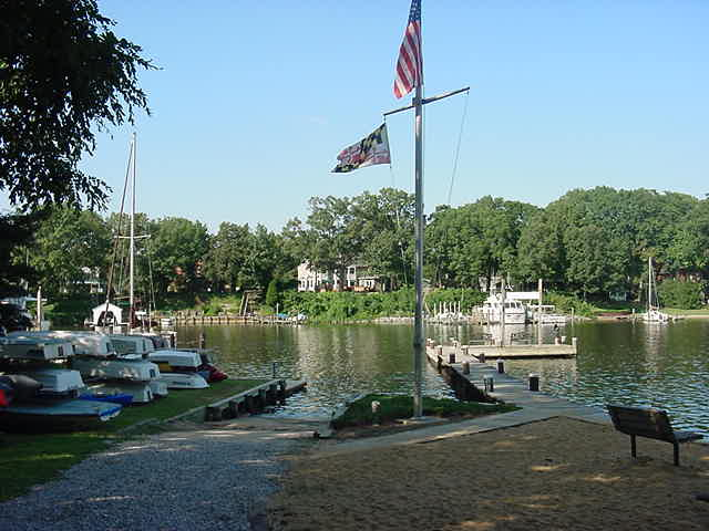 Broadneck Peninsula
