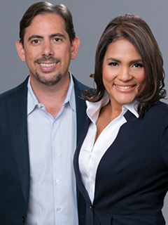 David and Erika Rendinod REALTORS