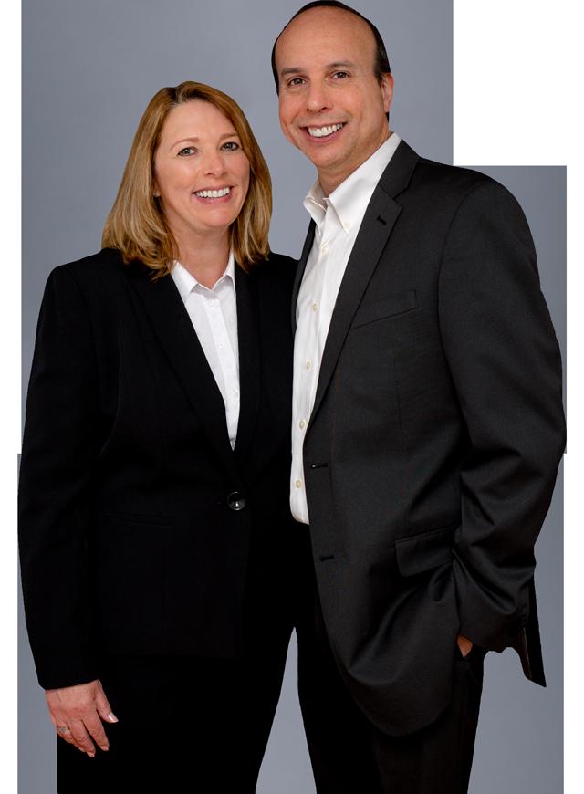 Ken and Susan Schrier REALTORS® Headshot