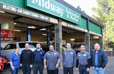 Fairfield CA auto service