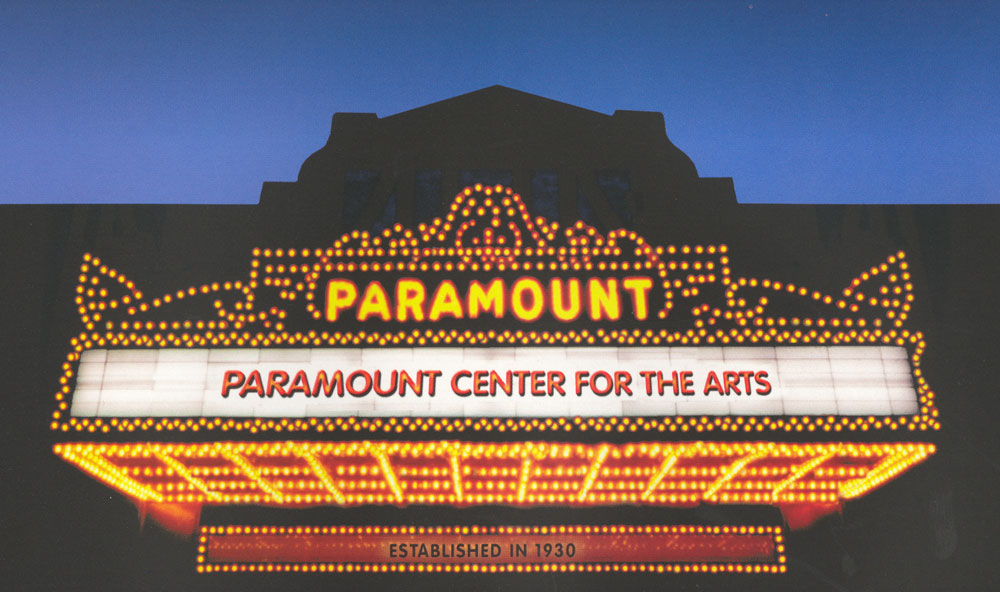 Paramount Center for