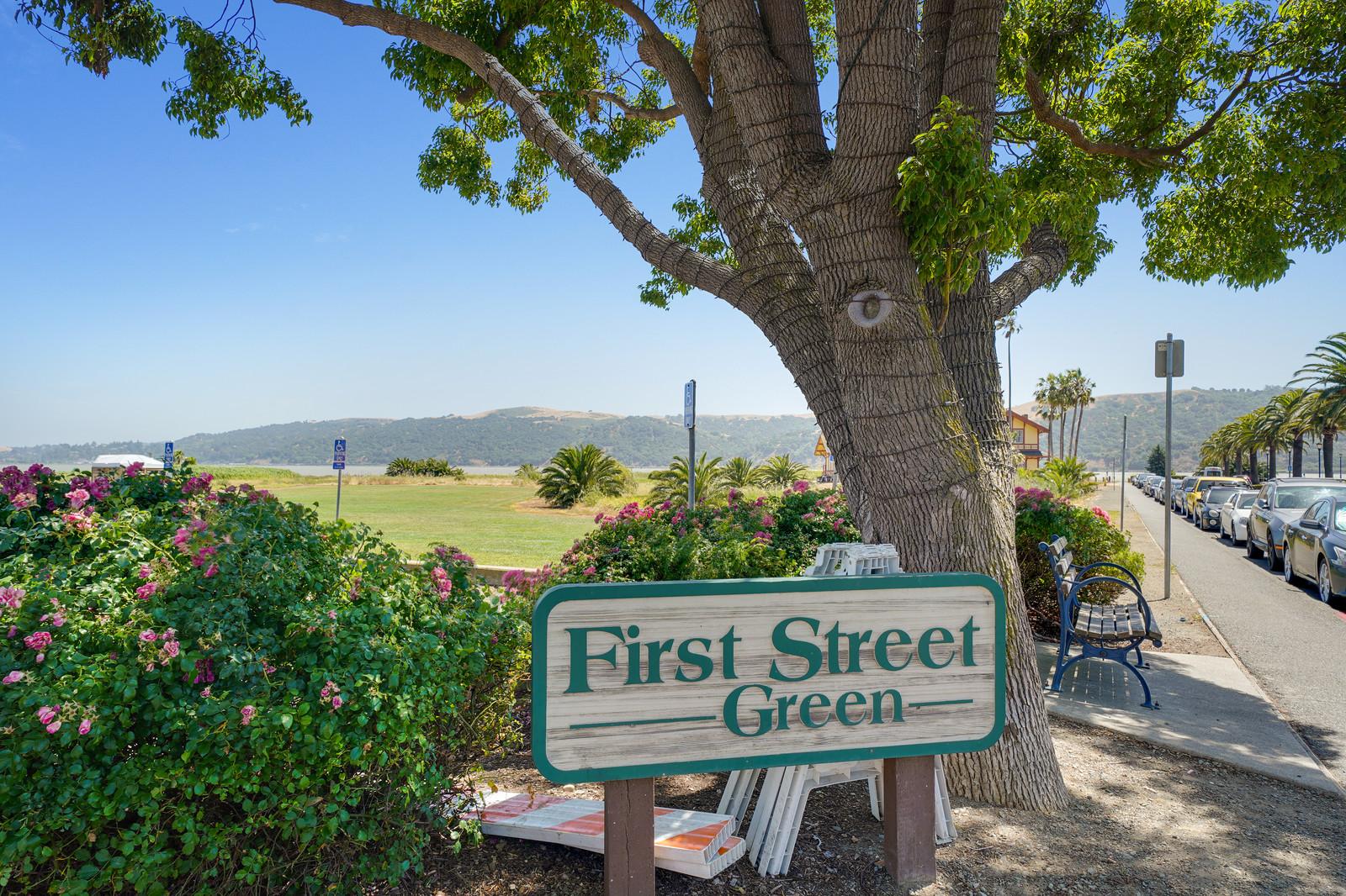 First Street Green