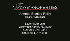 Annette Bentley-Reilly