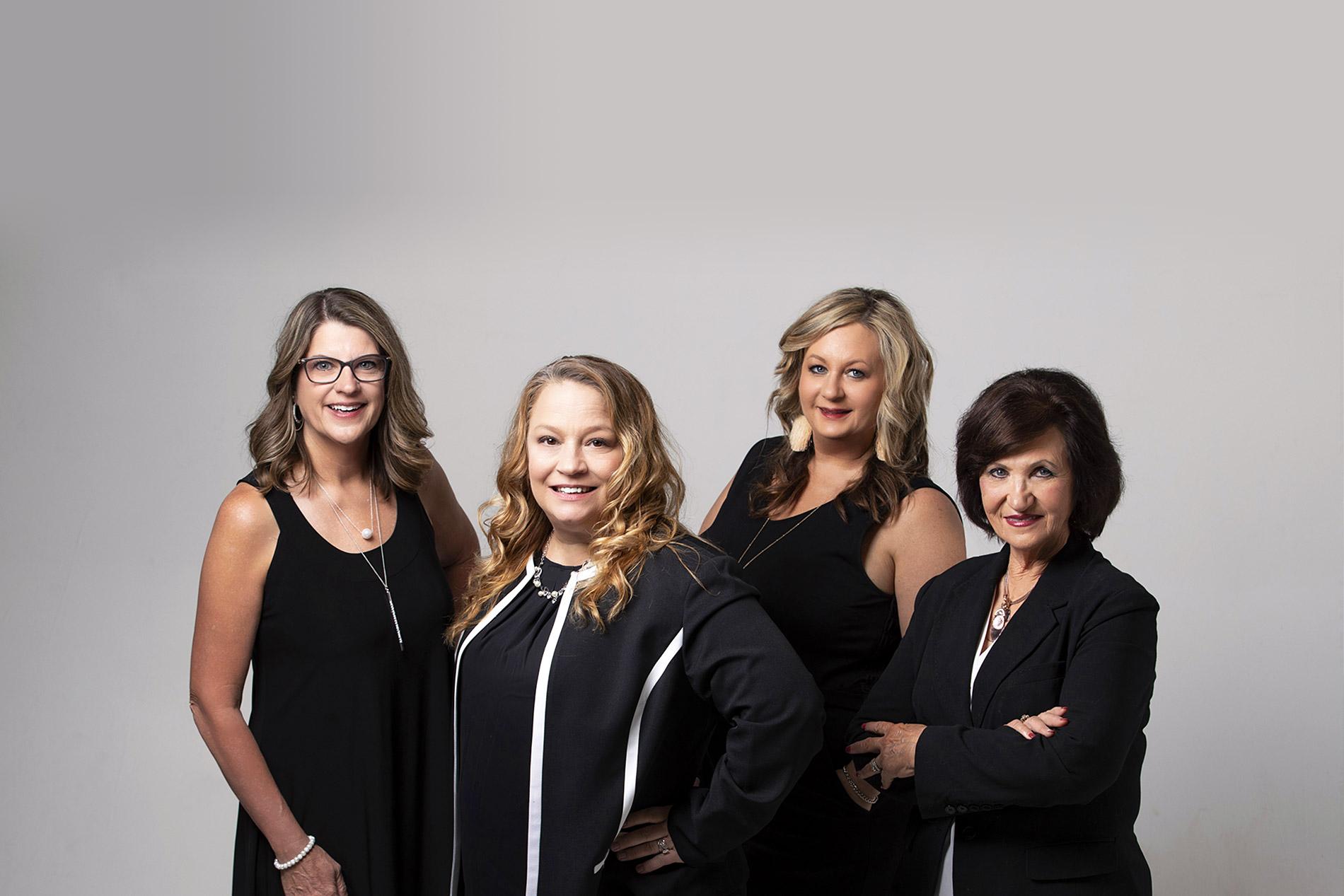shelley farley and associates team photo