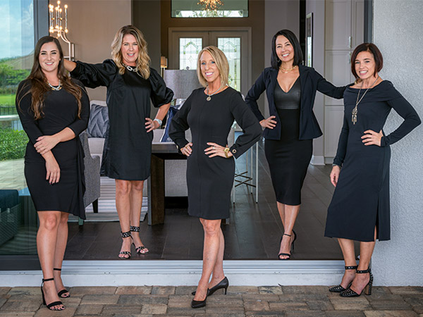Meet your local Real Estate Team