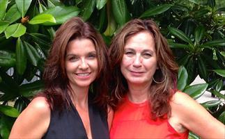 Julie Potter and Lynn Gouge