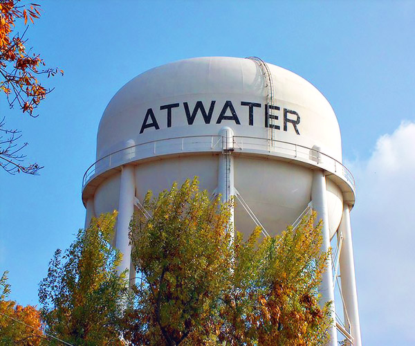 Explore the Atwater CA area and community