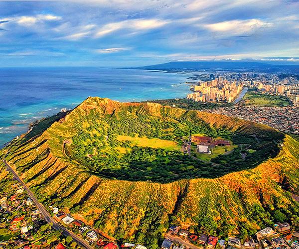 Diamond Head Oahu Hawaii community and area information