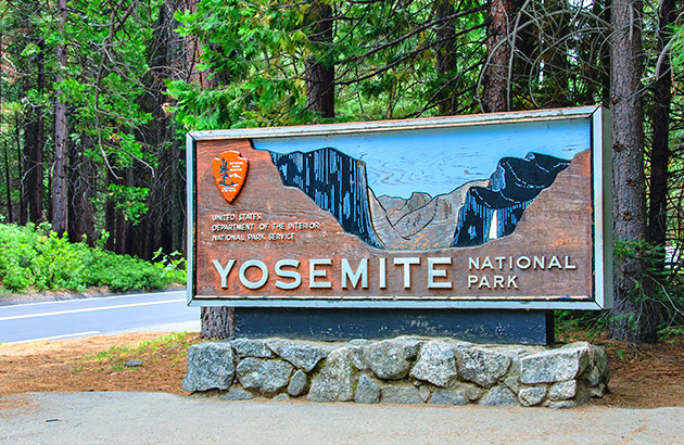 Yosemite National Park History