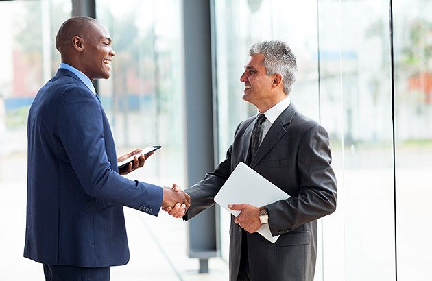 Schedule a confidential interview with NP Dodge