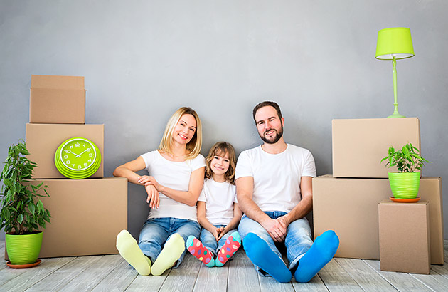 JW Reedy offers Relocation assistance service to help you with your move!
