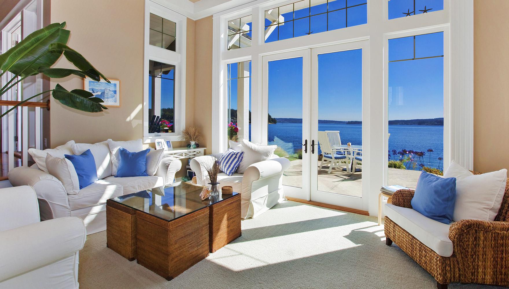 real estate home interior