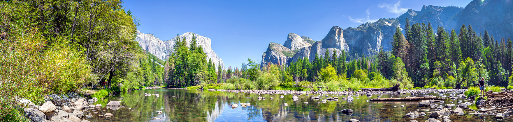 A short history of Yosemite